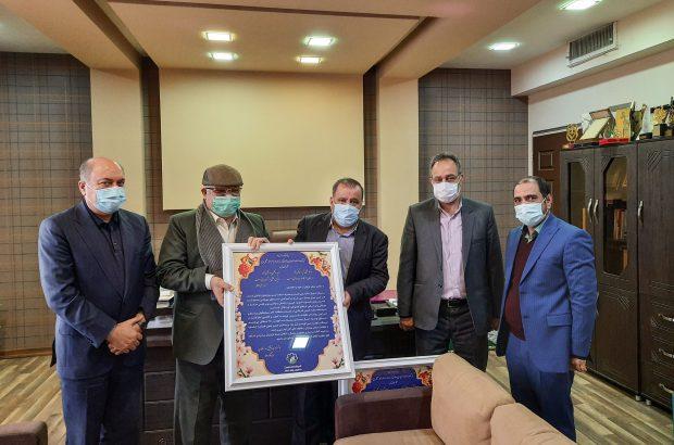 تجلیل از مقام پرستار و قدردانی از کادر درمان استان توسط اندیشکده صفا
